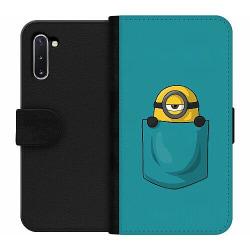 Samsung Galaxy Note 10 Wallet Case Pocket Minion