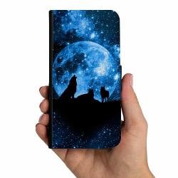 Samsung Galaxy Note 20 Mobilskalsväska Moon Wolves