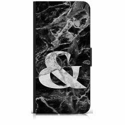 Samsung Galaxy Note 20 Plånboksfodral Marmor