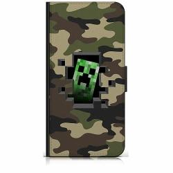 Samsung Galaxy Note 20 Plånboksfodral Minecraft