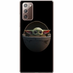 Samsung Galaxy Note 20 Thin Case Baby Yoda