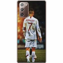 Samsung Galaxy Note 20 Thin Case Ronaldo
