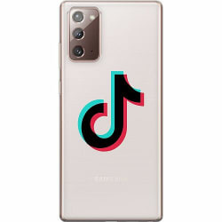 Samsung Galaxy Note 20 Thin Case TikTok