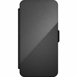 Samsung Galaxy Note 10 Plus Skalväska Black Leather