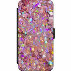 Samsung Galaxy Note 10 Plus Skalväska Glitter