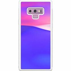 Samsung Galaxy Note 9 Soft Case (Vit) Pattern