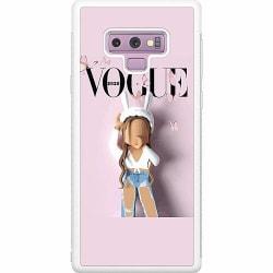 Samsung Galaxy Note 9 Soft Case (Vit) Roblox Vogue