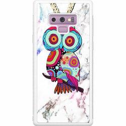 Samsung Galaxy Note 9 Soft Case (Vit) Uggla