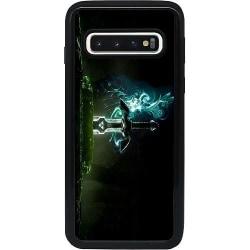 Samsung Galaxy S10 Heavy Duty 2IN1 Zelda