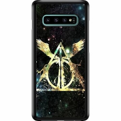 Samsung Galaxy S10 Plus Hard Case (Svart) Harry Potter