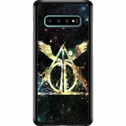 Samsung Galaxy S10 Plus Hard Case (Svart) Harry Potter