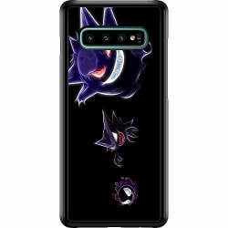 Samsung Galaxy S10 Plus Hard Case (Svart) Pokemon