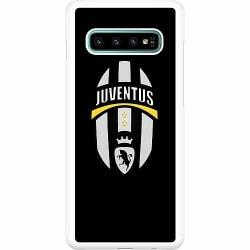 Samsung Galaxy S10 Plus Hard Case (Vit) Juventus FC