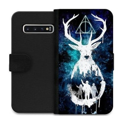 Samsung Galaxy S10 Wallet Case Harry Potter