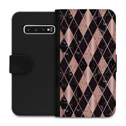 Samsung Galaxy S10 Wallet Case Mönster