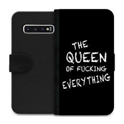 Samsung Galaxy S10 Wallet Case Queen
