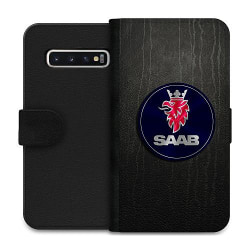 Samsung Galaxy S10 Plus Wallet Case Saab
