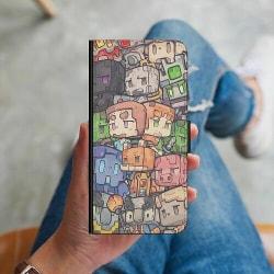 Apple iPhone 11 Pro Max Plånboksskal MineCraft
