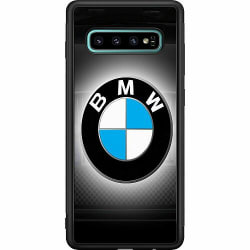 Samsung Galaxy S10 Plus Soft Case (Svart) BMW