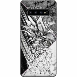 Samsung Galaxy S10 Plus Thin Case Ananas