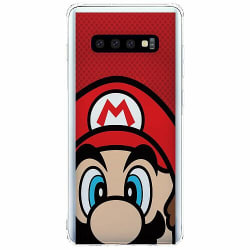 Samsung Galaxy S10 Plus Thin Case Mario