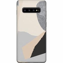 Samsung Galaxy S10 Thin Case Cut In Half