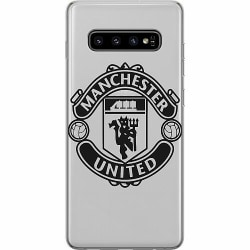 Samsung Galaxy S10 Plus Thin Case Manchester United