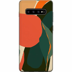 Samsung Galaxy S10 Plus Thin Case Retro x300
