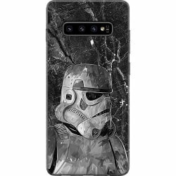 Samsung Galaxy S10 Plus Thin Case Star Wars Stormtrooper