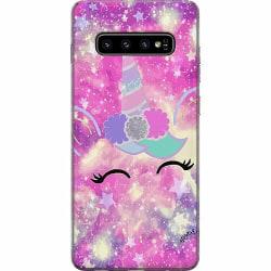 Samsung Galaxy S10 Plus Thin Case UNICORN