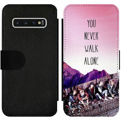 Samsung Galaxy S10 Wallet Slim Case K-POP BTS