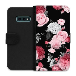 Samsung Galaxy S10e Wallet Case Floral Bloom