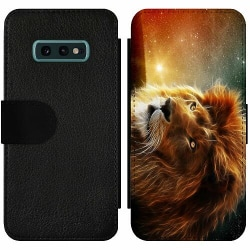 Samsung Galaxy S10e Wallet Slim Case Lejon