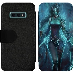 Samsung Galaxy S10e Wallet Slim Case League of Legends Akali