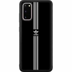 Samsung Galaxy S20 Soft Case (Svart) Fashion