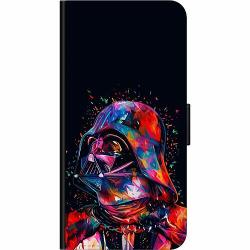Huawei P40 Lite E Wallet Case Darth Vader