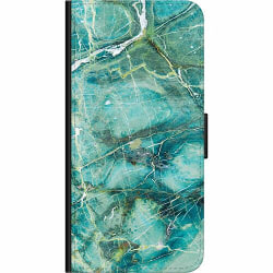 Huawei P40 Lite E Wallet Case Light Emerald