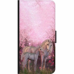 Huawei P40 Lite Wallet Case Magic Unicorns