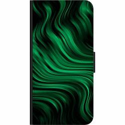 Huawei P40 Lite Wallet Case Marmor