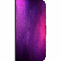 Huawei P40 Lite E Wallet Case Purple and Profound