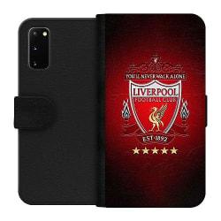 Samsung Galaxy S20 Wallet Case YNWA Liverpool