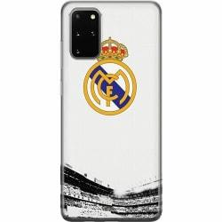 Samsung Galaxy S20 Plus Thin Case Real Madrid CF