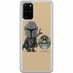 Samsung Galaxy S20 Plus Soft Case (Frostad) Baby Yoda