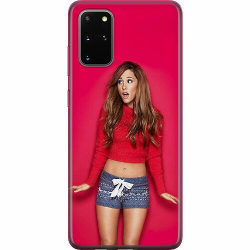 Samsung Galaxy S20 Plus Mjukt skal - Ariana Grande