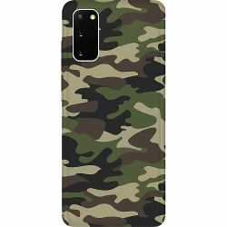 Samsung Galaxy S20 Thin Case Militär