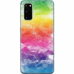 Samsung Galaxy S20 Thin Case Pride