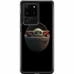 Samsung Galaxy S20 Ultra Hard Case (Svart) Baby Yoda