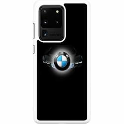 Samsung Galaxy S20 Ultra Hard Case (Vit) BMW
