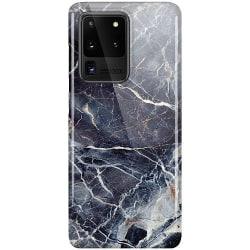 Samsung Galaxy S20 Ultra LUX Mobilskal (Glansig) Marbled