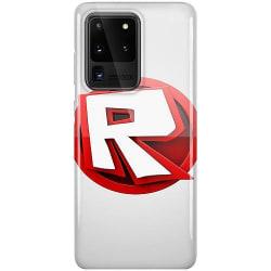 Samsung Galaxy S20 Ultra LUX Mobilskal (Glansig) Roblox